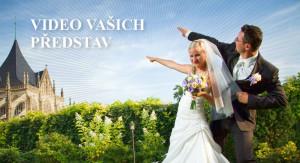 svatební natáčení praha
