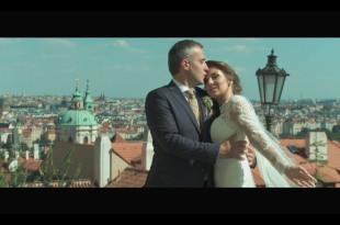 Svatbní video - Vila Lanna - Sabina a Michal
